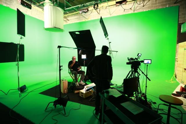 We provide the facilities, equipment, crew, and creativity to bring your ideas to life -