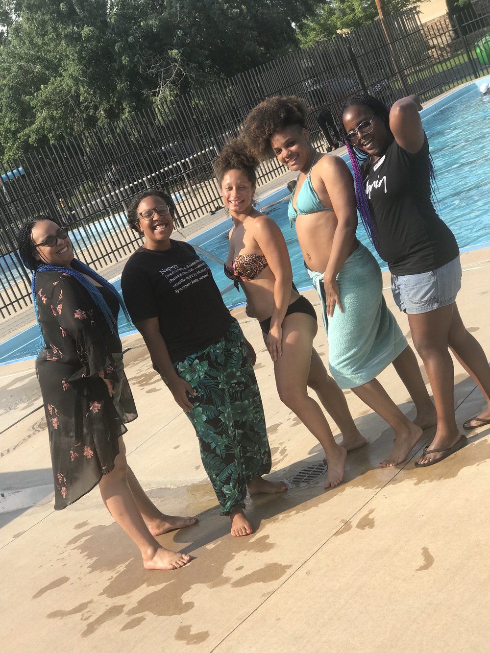 Pool Party w/ COTB, Natural Urbanity, CO Urban Naturals