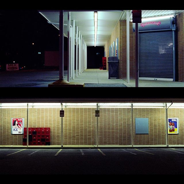 Small town store awaits the return of the milkman. 2018 ⠀⠀⠀⠀⠀⠀⠀⠀⠀ ⠀⠀⠀⠀⠀⠀⠀⠀⠀ #kodak #5219 #filmisnotdead #lekkerzine #lensculture #moodygrams #dreamermagazine #myfeatureshot #somewheremagazine #visualsoflife #subjectivelyobjective #filmphotographic #noicemag #dazedandexposed #minimalzine #35mm #lighting #ig_onstandby #cinematography