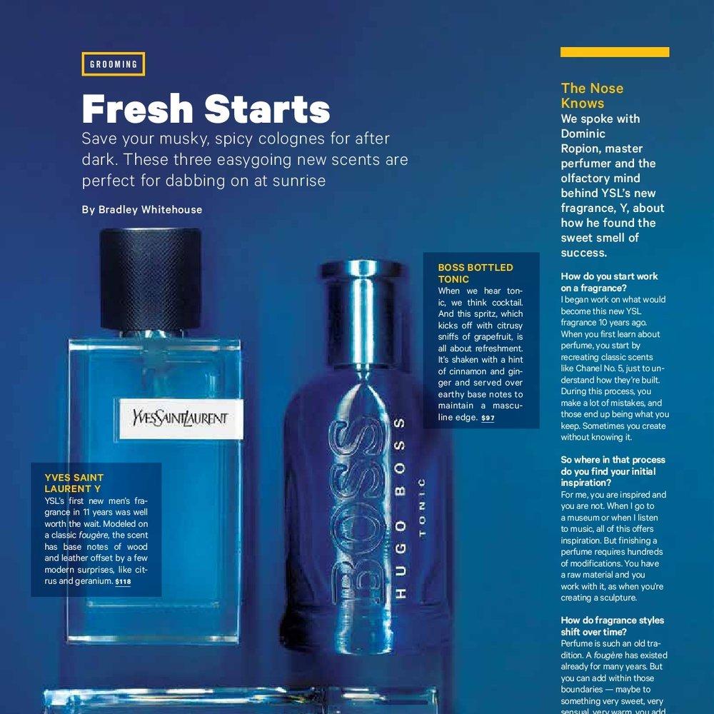 Fresh Starts | Sharp