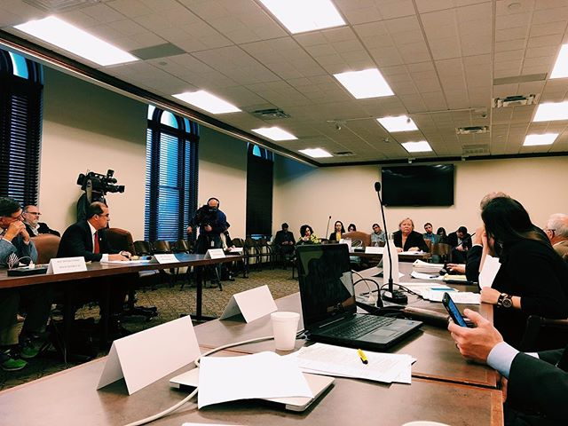 Day 2 of the Second Special Session.  The Joint Committee on Appropriations & Budget met this morning & passed two pieces of legislation to direct $17.7 million to the Oklahoma Health Care Authority & $26.5 million to the Department of Human Services.  This afternoon, the Special Investigation continued its meetings to look into the financial mismanagement of the Oklahoma Department of Health.