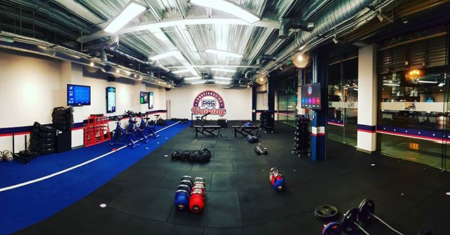 @f45_ifsc all set for Hollywood tomorrow 💪