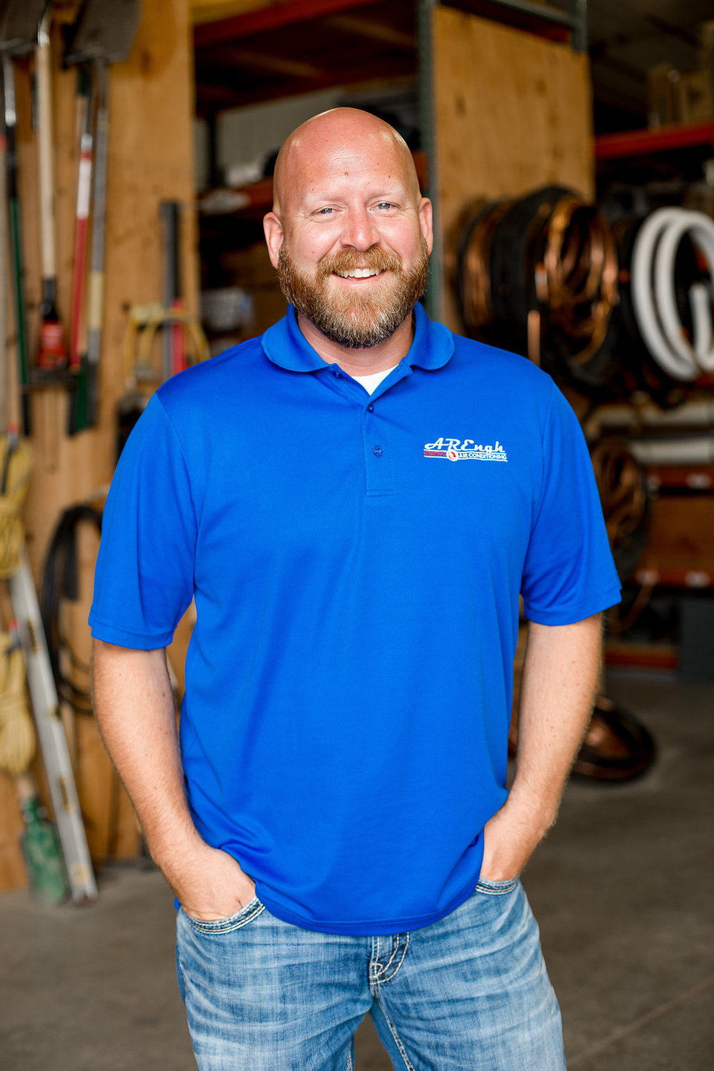 andrew engh owner hvacplumbing estimator - Hvac Estimator