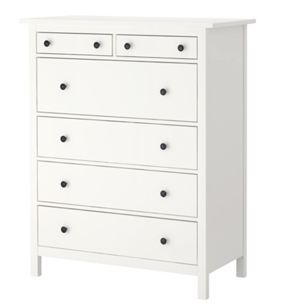 Ikea Dresser – Hemnes