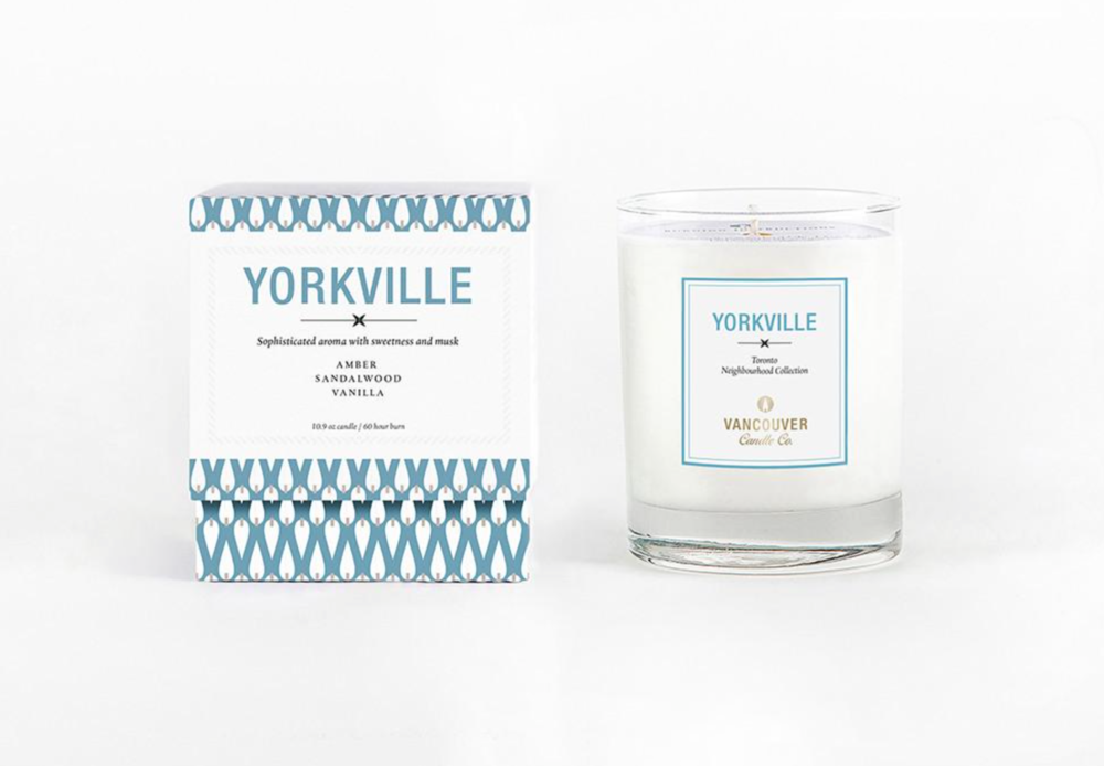 Vancouver Candle Company – Yorkville