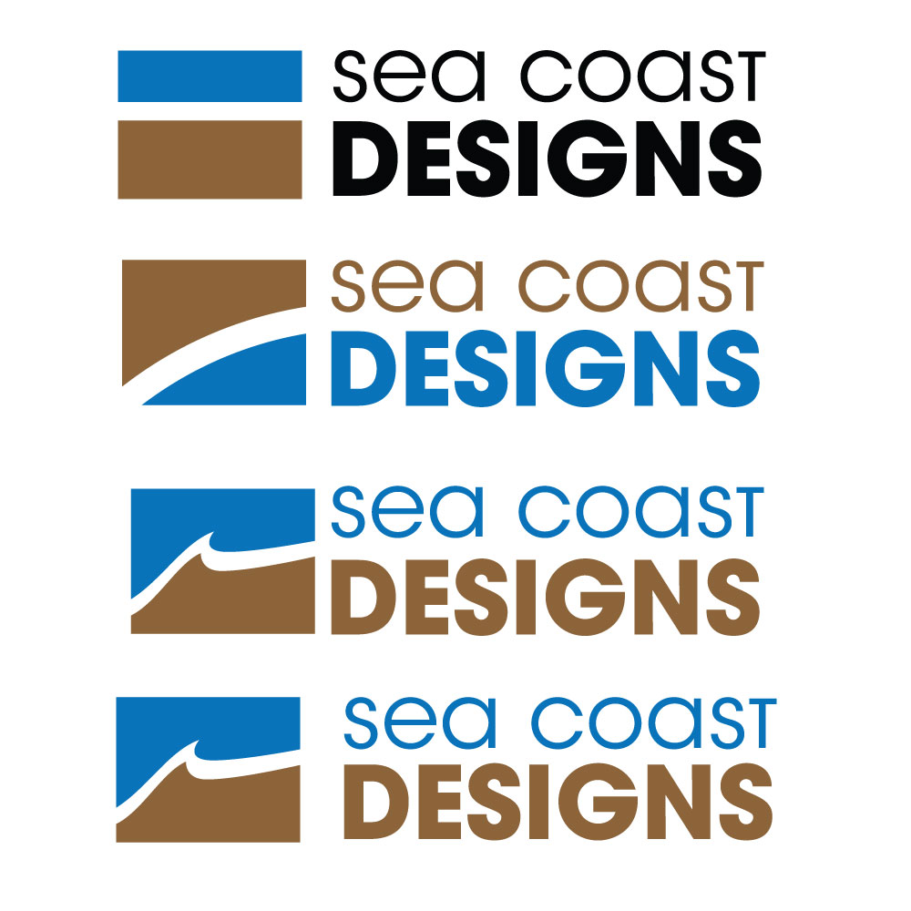 Sea Coast Designs Ideation