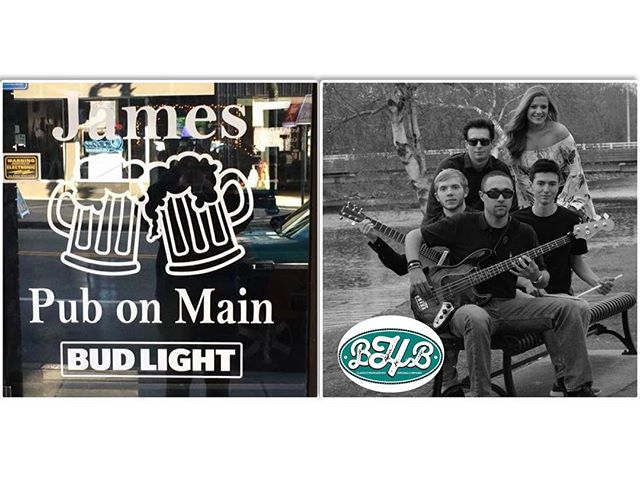 Plan ahead our Woonsocket following... BHB is heading to (James Pub on Main 8:30-12:00) Saturday night March 23rd.... make your way over! #woonsocket #jamespubonmain #saturdaynight #localmusic #classicrock #bhbclassics