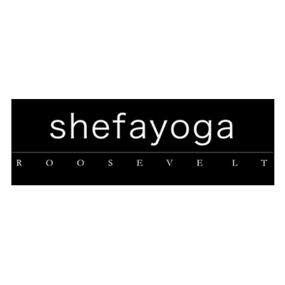 shefayoga logo | Just Add Yoga Partner