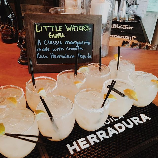 It's #nationaltequiladay! We heart our tequila in tasty tasty margs at @littlewatercantina Where are you drinking yours? #justaddyoga #tequilaplusyoga