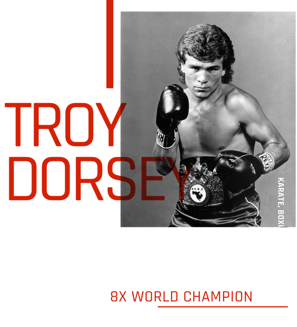 Troy Dorsey's Karate