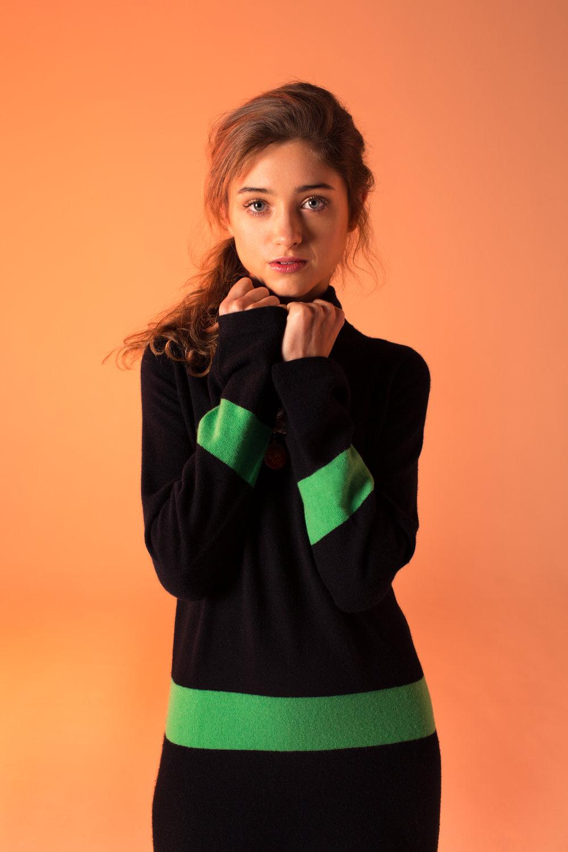 Natalia Dyer for Ladygunn Magazine