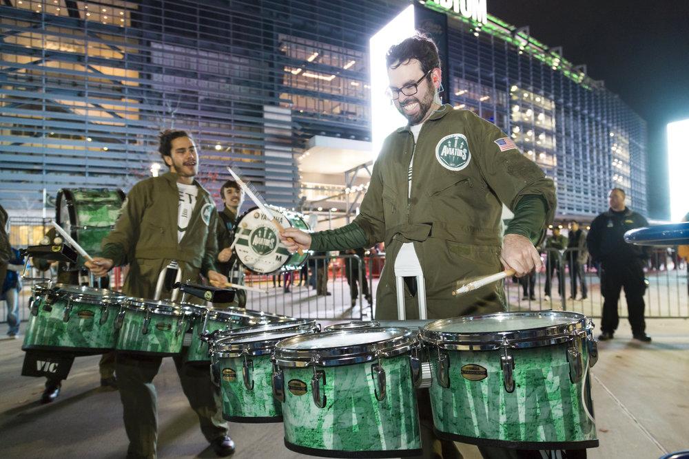 Jets Drumline
