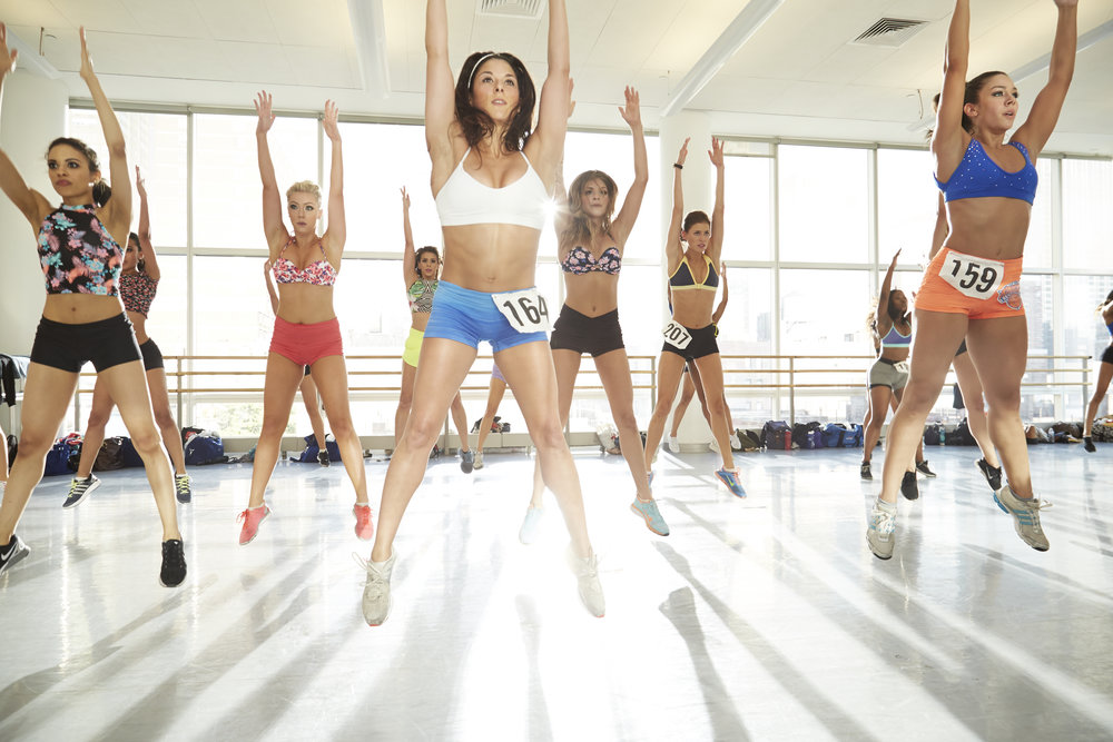 Knicks City Dancer's Auditions