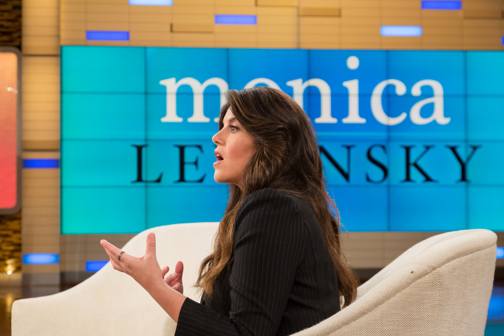 Monica Lewinsky on The Doctor OZ Show