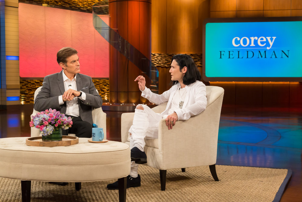 Corey Feldman on The Doctor OZ Show