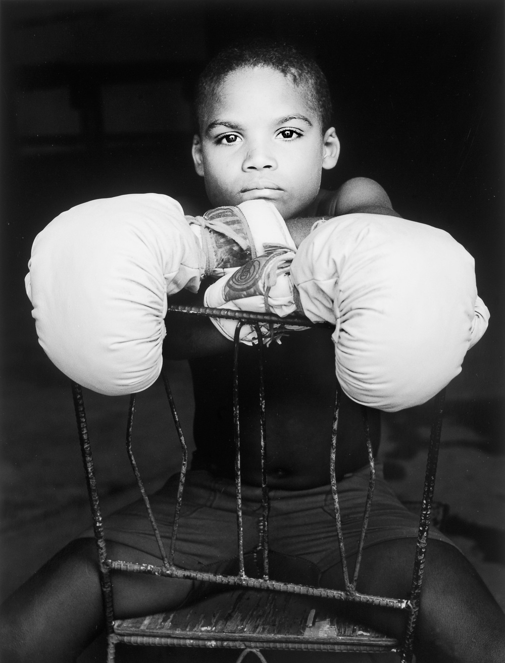 The Champion, Silver Gelatin Print, Various Sizes