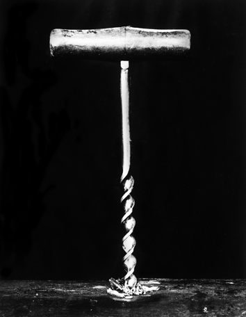 Corkscrew, Silver Gelatin Print, Various Sizes