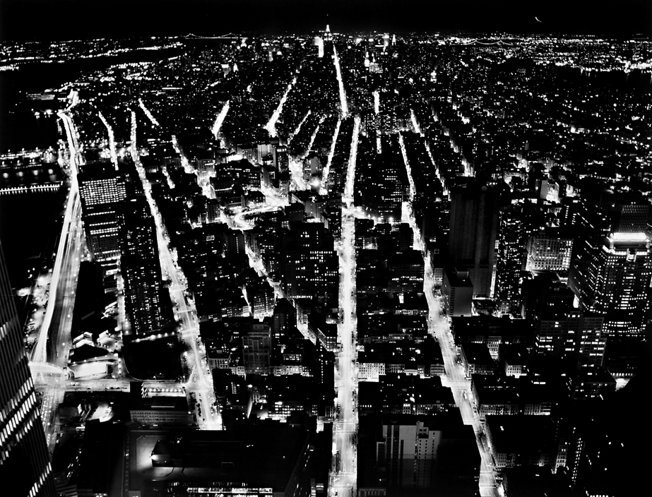 Manhattan, Silver Gelatin Print, Various Sizes