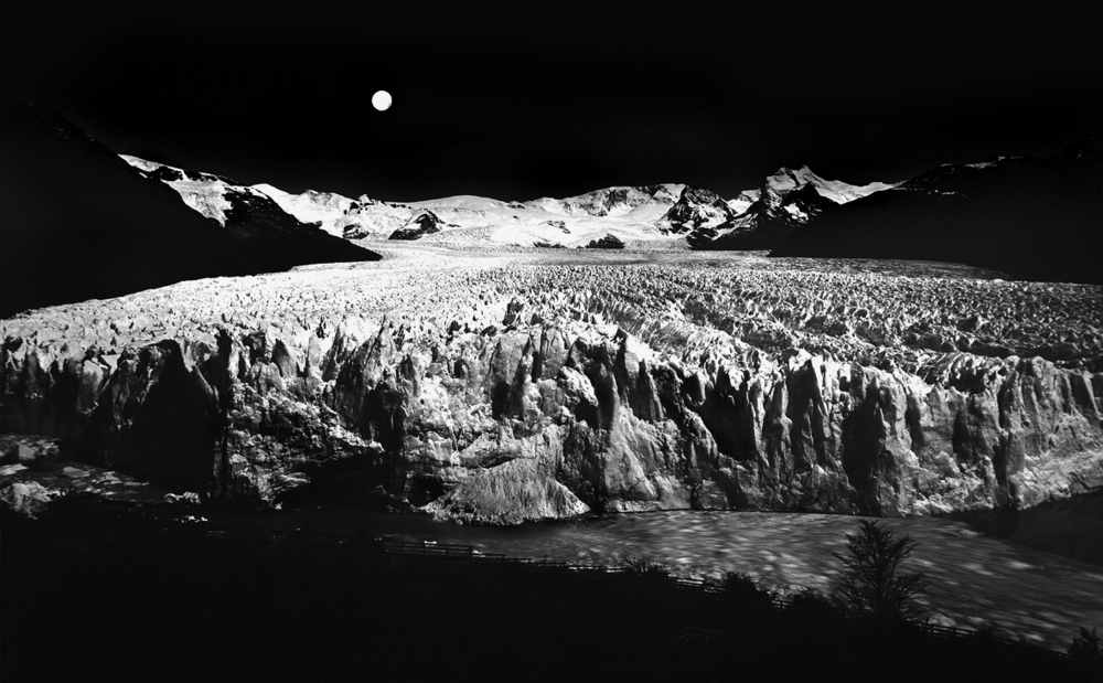 Moonrise, Silver Gelatin Print, Various Sizes