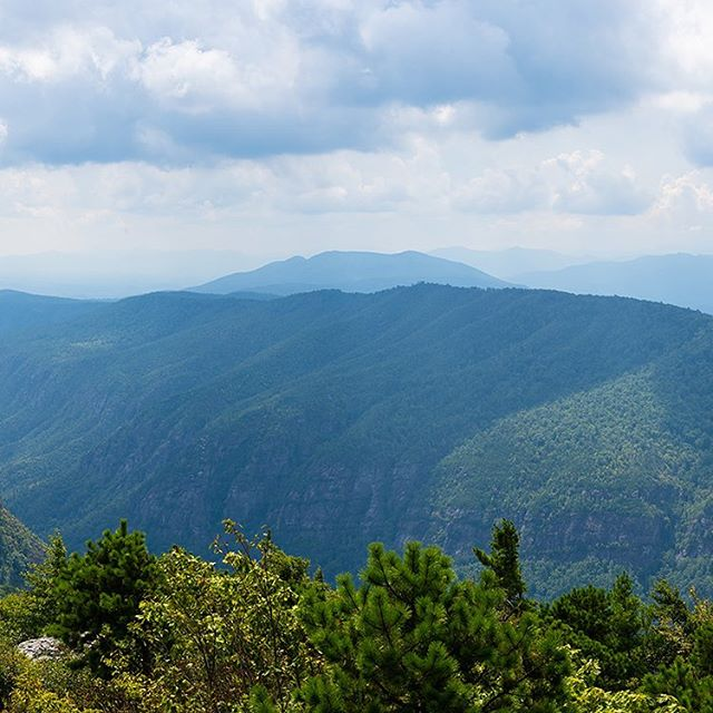 Linville Gorge | Table Rock | 9.8.18