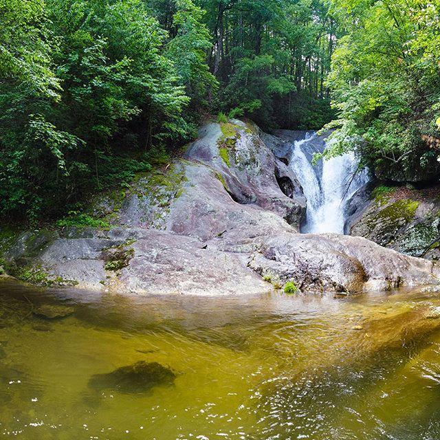 Bards Falls, Wilson Creek.  #folkusmedia  folkusmedia.com