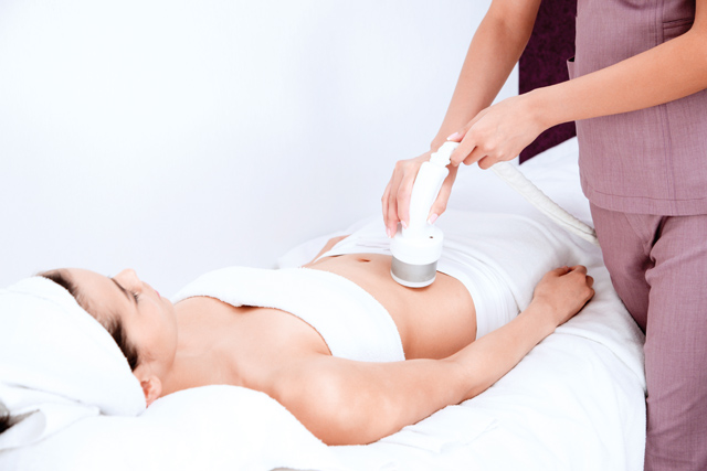Body Treatments - UltraCavitation Body SlimmingRF Skin TighteningInfrared Heat Therapy