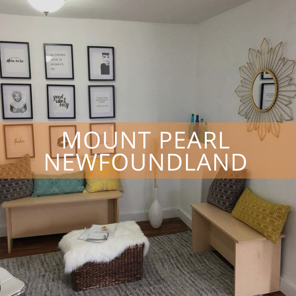 St John's / Mount Pearl NL - 4 Edinburgh Dr, Suite C Mount Pearl Newfoundland709.221.7900mountpearl@dermaenvy.com