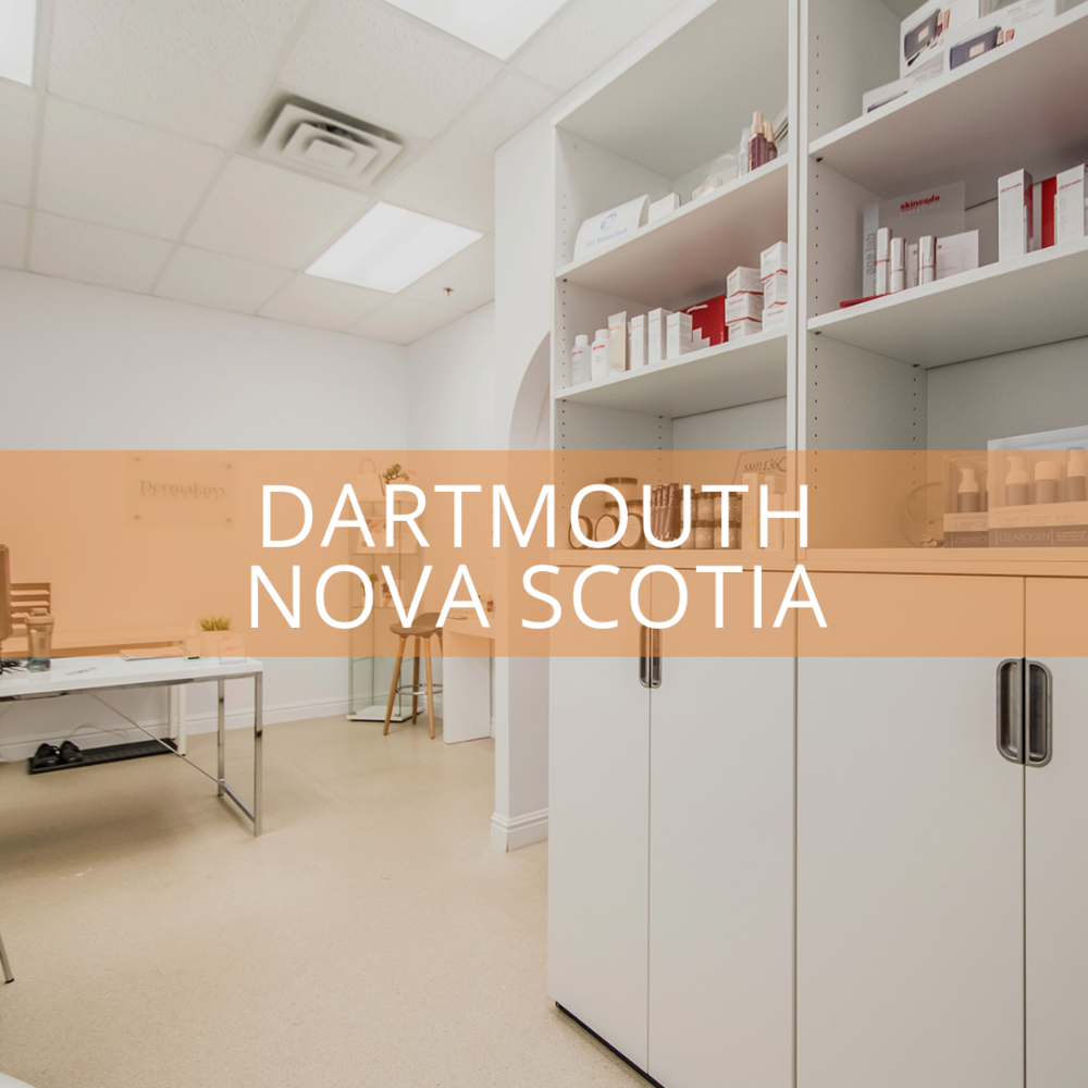 Dartmouth NS - 50 Tacoma Drive, Unit 18ADartmouth Nova Scotia B2W 3E6902.469.3376dartmouth@dermaenvy.com