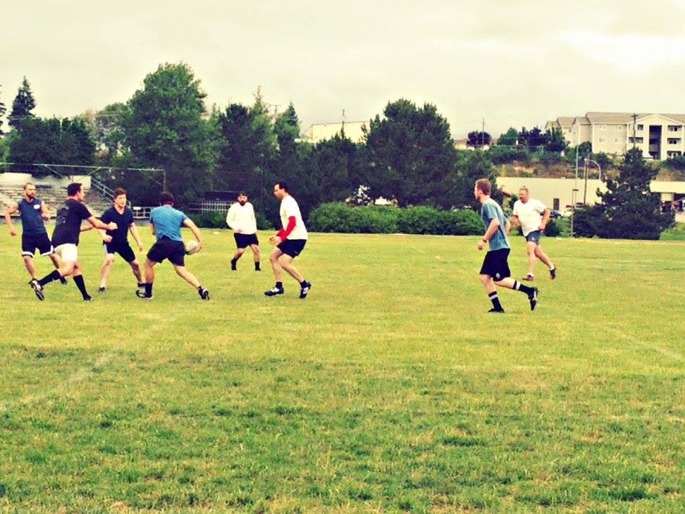 Moscow Mule's Touch Rugby