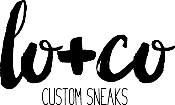 Lo+Co Custom Sneaks