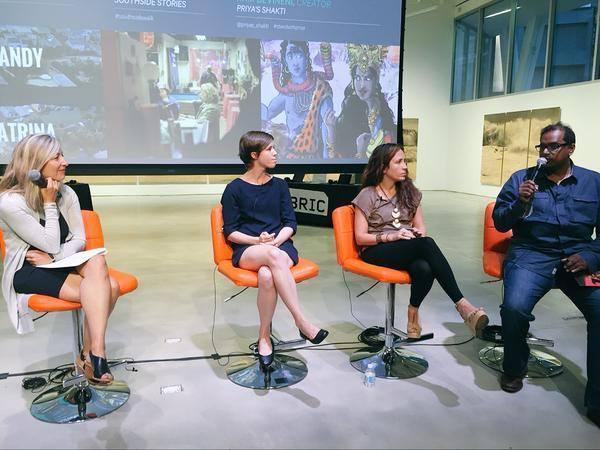 Bric Flix: Interactive Media for Social Good, Brooklyn