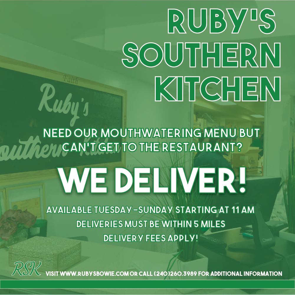 Ruby's Southern Kitchen - Social Media Branding