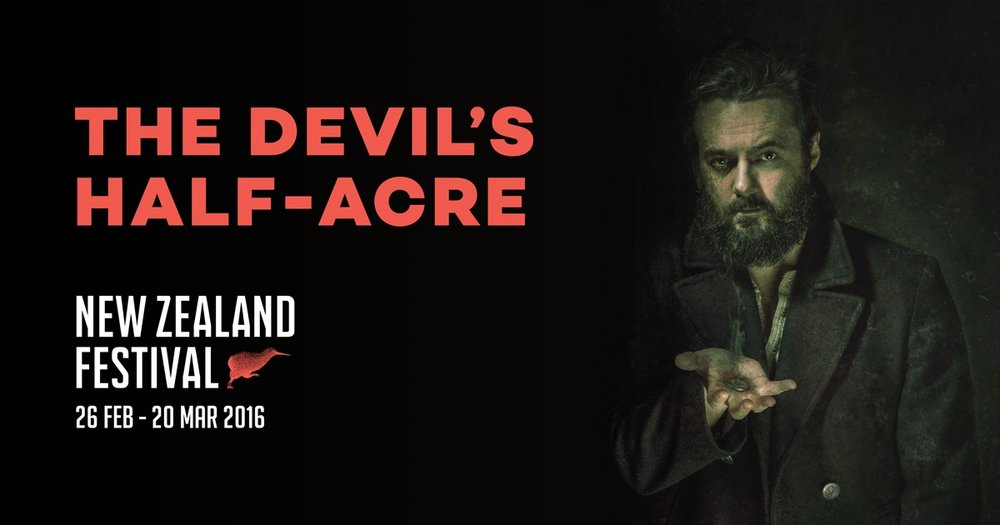 The Devil's Half Acre, Trick of the Light, New Zealand Festival, 2016