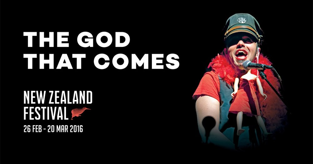 The God That Comes, New Zealand Festival, 2016