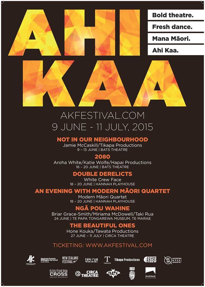 Ahi Kaa Festival, 2015