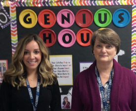 Laura and Kristin encourage all teachers to commit to one hour per week for Genius Hour. This is a time for students to research about their passions!
