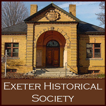 historically speaking exeter historical society