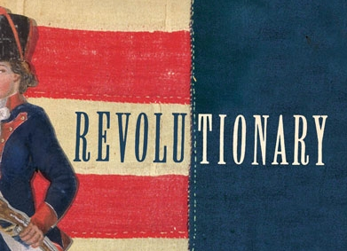 Tuesday, January 2, 2018  Revolutionary: a blending of history & fiction Alex Myers will discuss the story of his ancestor, Deborah Sampson, who disguised herself as a man and fought for over a year in the American Revolutionary War.  Myers will describe how he researched Sampson's story and wove history and fiction together to create his novel, Revolutionary.