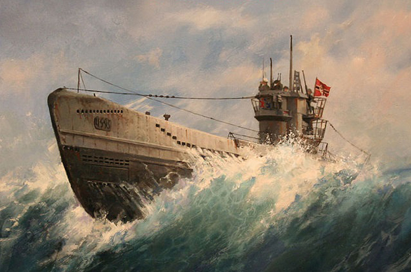 Tuesday, May 1, 2018 A Measureless peril: Wartime Hysteria, Spies, Surrenders at Sea, and German U-Boats off Portsmouth in WWII From January to early September of 1942, a deadly enemy lurked off our local shores, striking with lethal efficiency and often without any warning – and there was almost nothing we could do about it. Prior to our annual meeting, through an illustrated talk, USS Albacore Submarine Museum Executive Director, Jim Craig, will explore this startling chapter in our history, and separate the facts from the fiction!