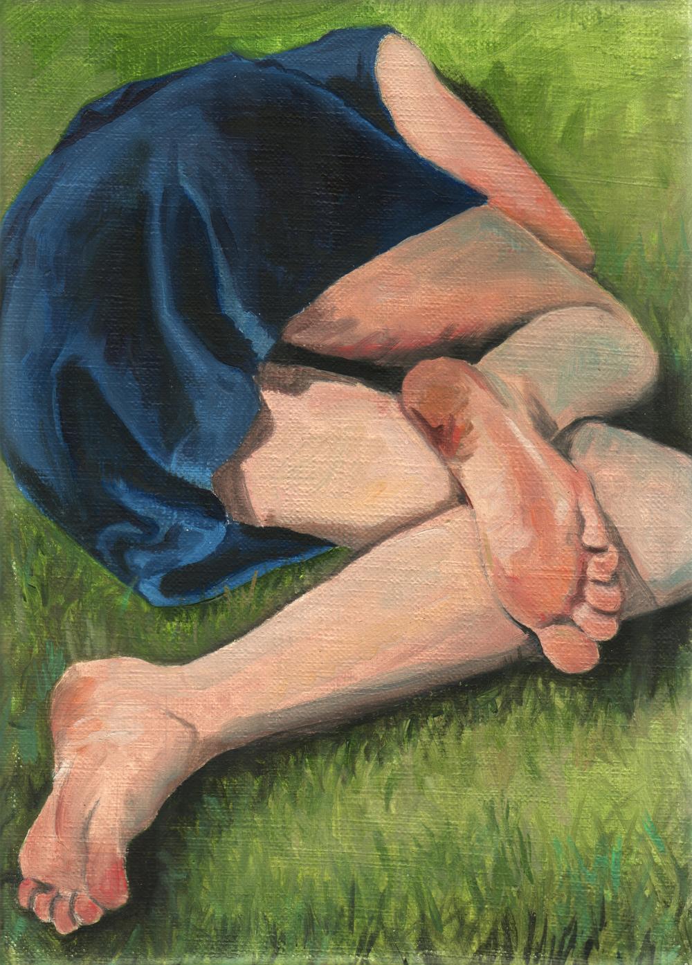 """Perv Painting III"" (series)"