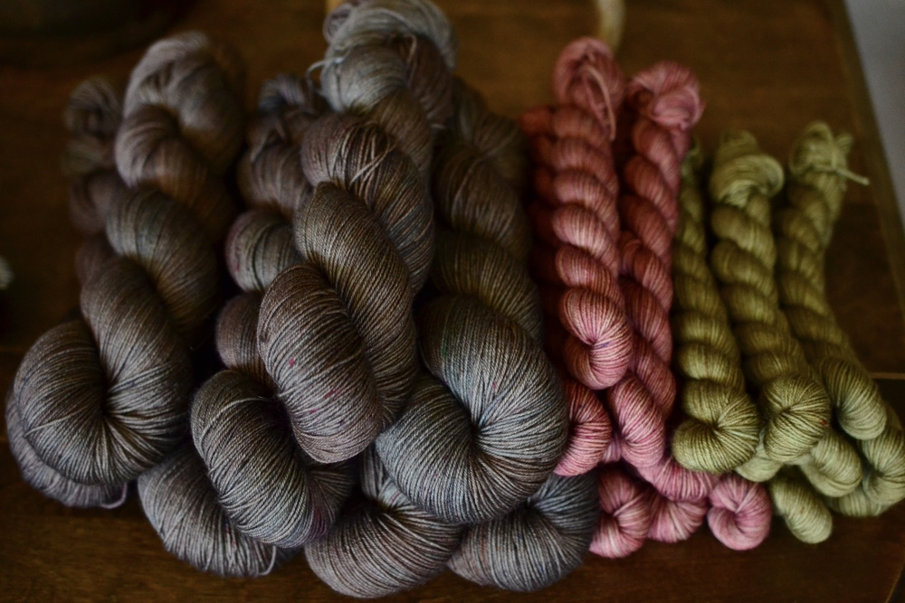 sock kits: MC - eclipse CC - eclipse + golden oak