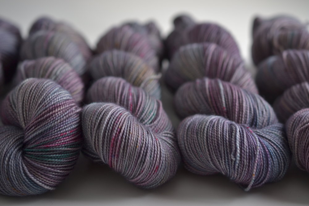 Eclipse - merino fingering