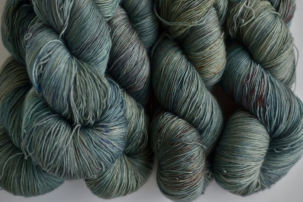 Refelctions - merino lace