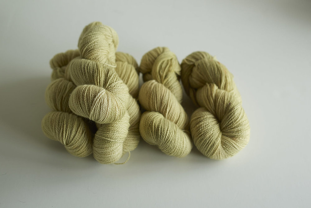 Pollen, BFL 4 ply