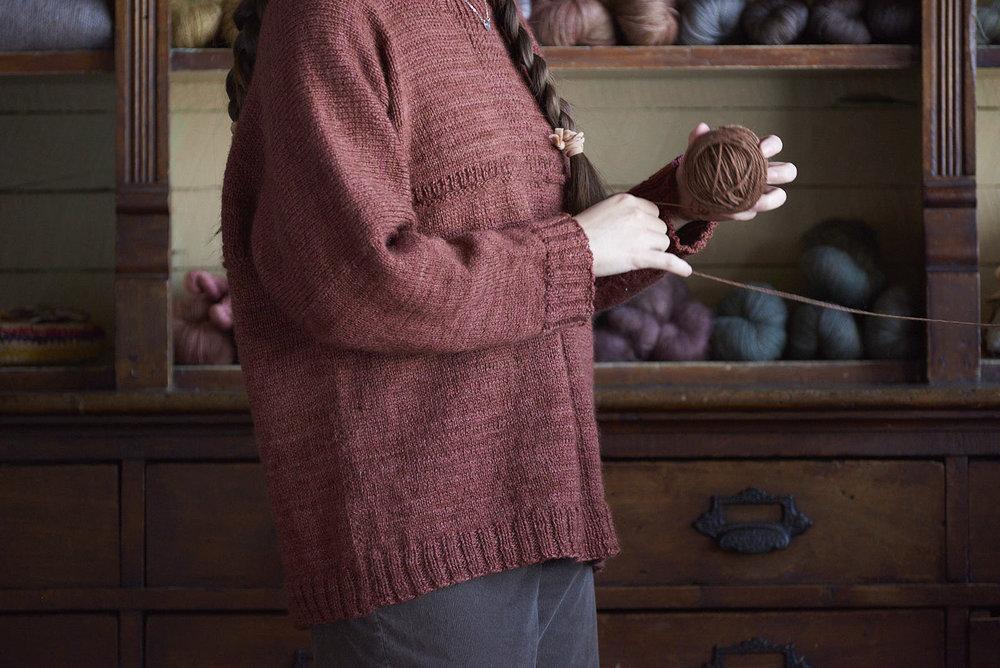 Barn Sweater