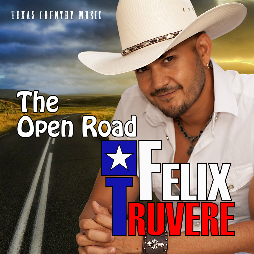 A Cowboys Ride On The Open Road Felix Truvere