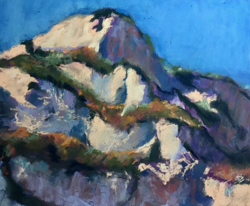 Praiano Hillside No. 2