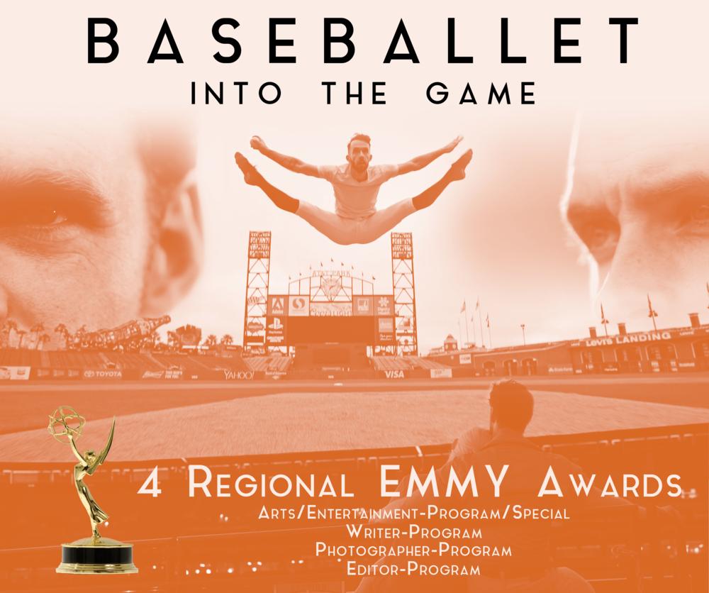 BaseBallet ITG Emmy Wins.png