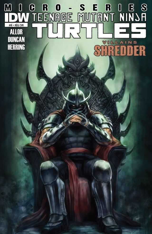 TMNT: Shredder