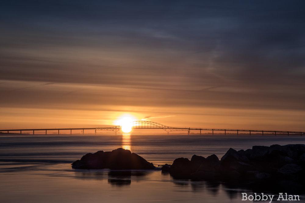 Morning Bay Bridge
